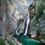 Savica Wasserfall