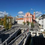 Drei Brücken Ljubljana