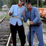 Museumszug Wocheiner Bahn