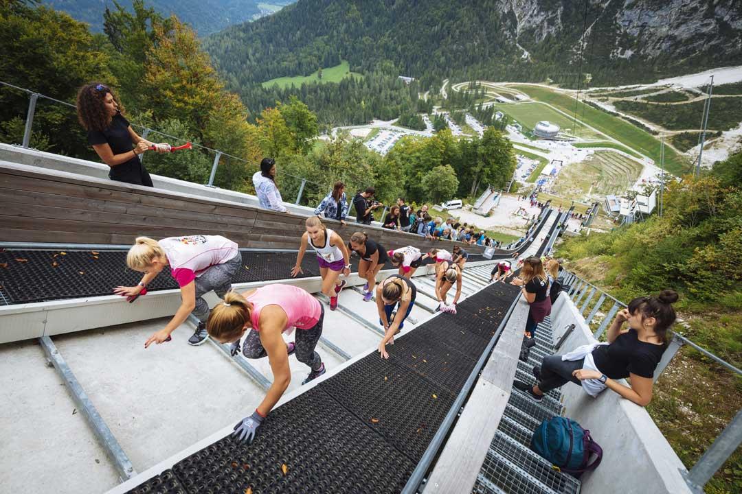 Skisprungschanze_Planica - Foto: Red Bull Content Pool, Jure Makovec