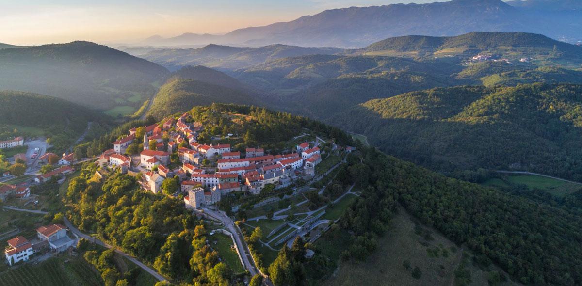 Stanjel Tour Slowenien
