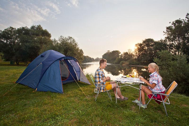Camping Slowenien